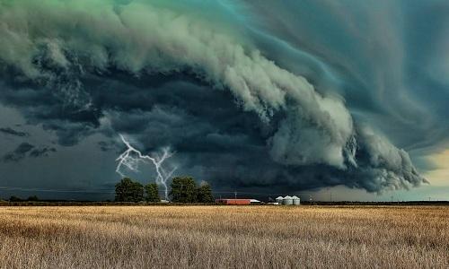 Опасность приступа при изменении погоды