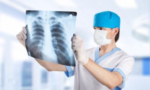 Обнаружение туберкуломы легких