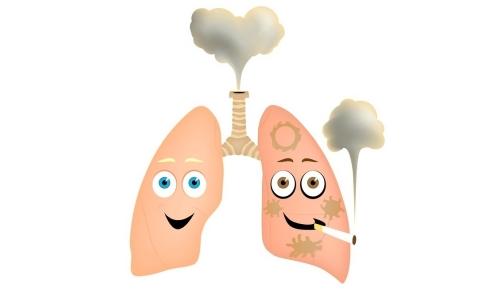 Провоцирование туберкулеза курением