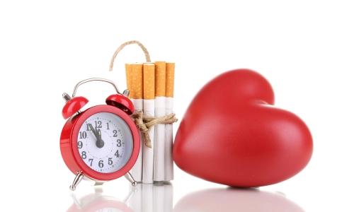 Вред курения для работы сердца