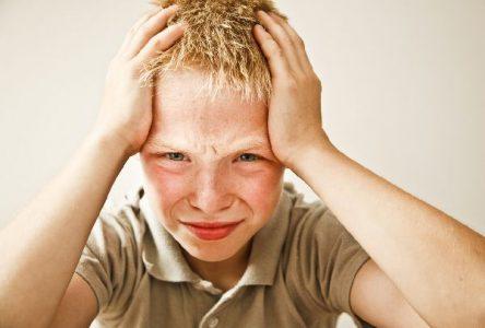 Характерные симптомы поражения
