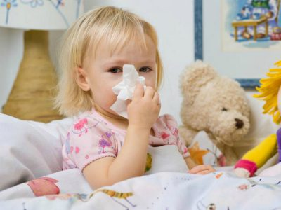 Опасные формы тонзиллита, поражающие детей