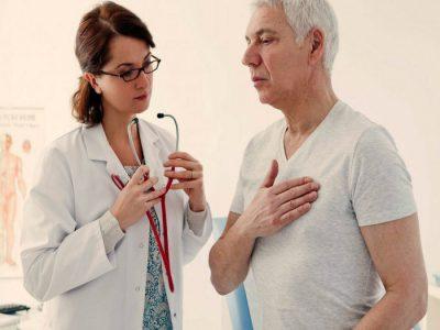 Проявленияпри сердечной патологии