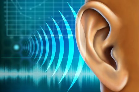 Показатели проверки слуха