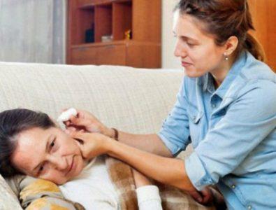 Травмирование ушного прохода