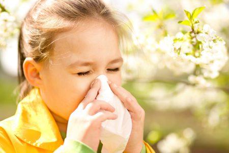Аллергия и механические повреждения