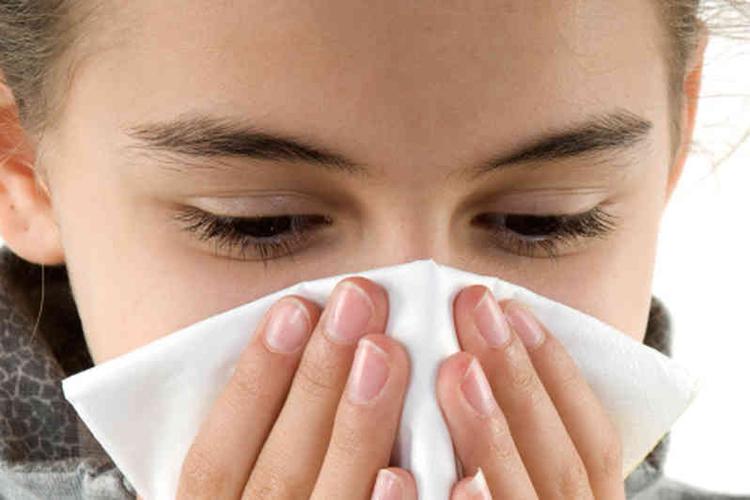 Раздражение около носа после насморка