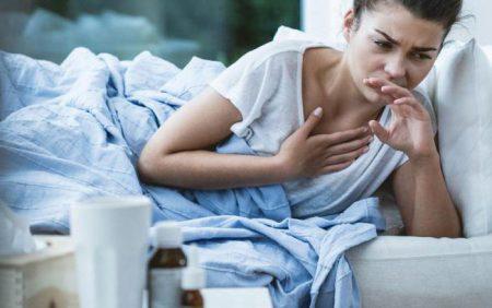 Утренний кашель при лечении болезней