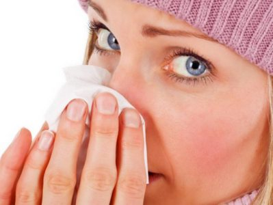 Болит кончик носа при нажатии: причины и лечение