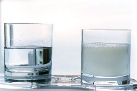 Рецепт с минеральной водой