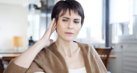 Причины свиста в ушах